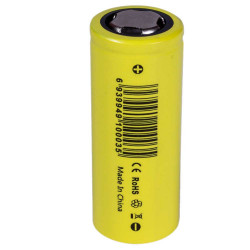 2x Tipo de bateria CR-123