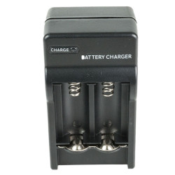 Cargar baterías CR123