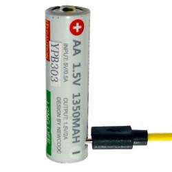 Tipo de bateria R6 usb