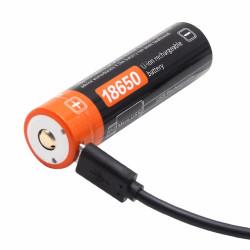 Tipo de bateria 14500 AA R6...